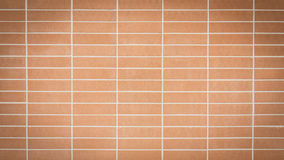 Стена с красными кирпичами Стоковые Изображения RF