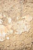 Стена с старым гипсолитом Стоковое Фото