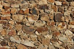Стена с славным цветом Стоковое Фото
