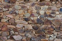 Стена с славным цветом Стоковая Фотография RF