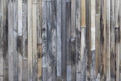 Стена твёрдой древесины Стоковые Изображения RF