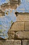 стена текстурированная нерезкостью Стоковое фото RF