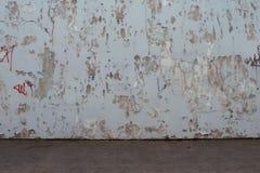 стена текстурированная grunge Стоковое Изображение