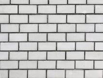 стена текстуры кирпича предпосылки серая Стоковая Фотография