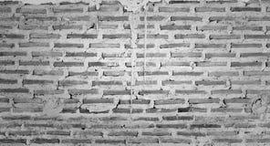 стена текстуры кирпича предпосылки Старая винтажная кирпичная стена Стоковые Фотографии RF