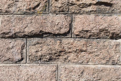 стена текстуры кирпича старая предпосылка кирпича горизонтальная в сельской комнате Винтажный фон кирпичной кладки Стоковые Фотографии RF