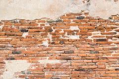 стена текстуры кирпича старая Стоковое Изображение