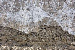 стена текстуры кирпича старая Стоковые Фото