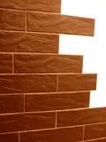стена текстуры кирпича Стоковое фото RF