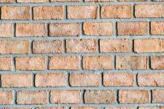 стена текстуры красного цвета кирпича Стоковые Фотографии RF