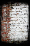 стена текстуры grunge кирпича Стоковое фото RF
