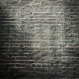 стена темноты кирпича предпосылки Стоковые Изображения RF