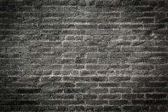 стена темноты кирпича предпосылки Стоковые Изображения