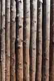 стена тимберса дома старая деревянная Стоковые Изображения