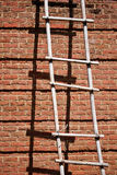 стена трапа кирпича Стоковая Фотография RF
