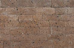 Стена туфа Стоковые Изображения