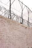 стена тюрьмы s Стоковые Фотографии RF