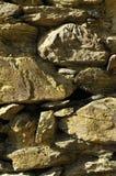 стена утеса Стоковая Фотография