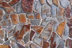 стена утеса Стоковые Фотографии RF
