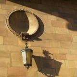 стена фонарика Стоковые Фото
