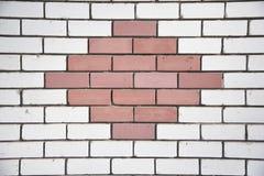 Стена формы диаманта Стоковое Изображение