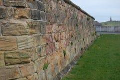 Стена форта Стоковые Изображения