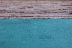 Стена цвета стоковое изображение rf