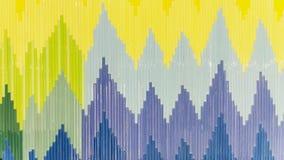 Стена цветов Стоковые Фотографии RF