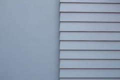 Стена цемента год сбора винограда серая с наполовину ровной и шагом Стоковое фото RF