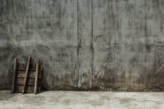 стена цемента старая Стоковые Фото