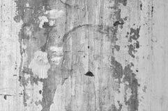 Стена цемента Grunge для предпосылки текстуры Стоковое Фото