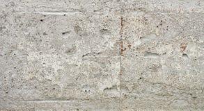 Стена цемента Grunge Стоковые Изображения
