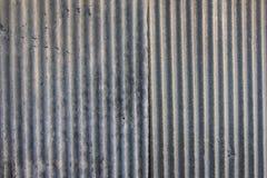 Стена цинка прокладки Стоковое фото RF