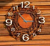 стена часов самомоднейшая Стоковые Изображения RF