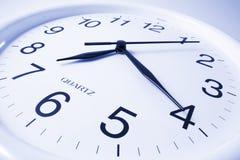 стена часов Стоковое Изображение