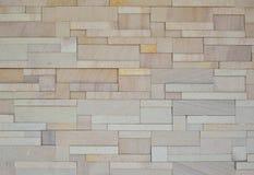 Стена шифера каменная Стоковая Фотография