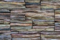 Стена шифера утеса Стоковые Изображения RF