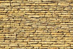Стена щебня предпосылки Стоковое Изображение RF