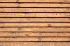 стена деревянная Стоковая Фотография