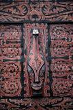 стена 2 индонезийцев Стоковые Изображения RF