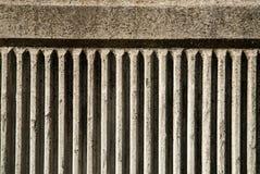 стена 2 сделанная по образцу цементом Стоковое Изображение