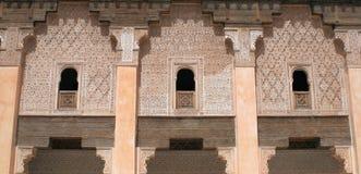стена 2 fretwork каменная стоковая фотография rf