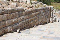 Стена Ashlar стоковая фотография