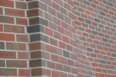 Стена Brik кратко записывает Стоковые Фотографии RF
