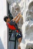 Стена cimbing Стоковое Изображение RF