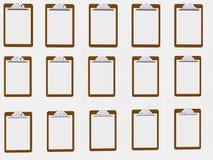 стена clipboard Стоковая Фотография RF