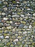 Стена Cumbrian каменная Стоковые Изображения RF