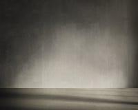 Стена Grunge, винтажный интерьер Стоковая Фотография
