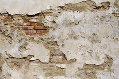 стена grunge кирпича старая Стоковые Изображения RF