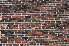 стена grunge кирпича старая Стоковая Фотография RF